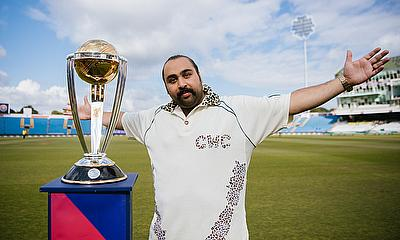 Chabuddy G left stumped in Cricket World Cup comedy film